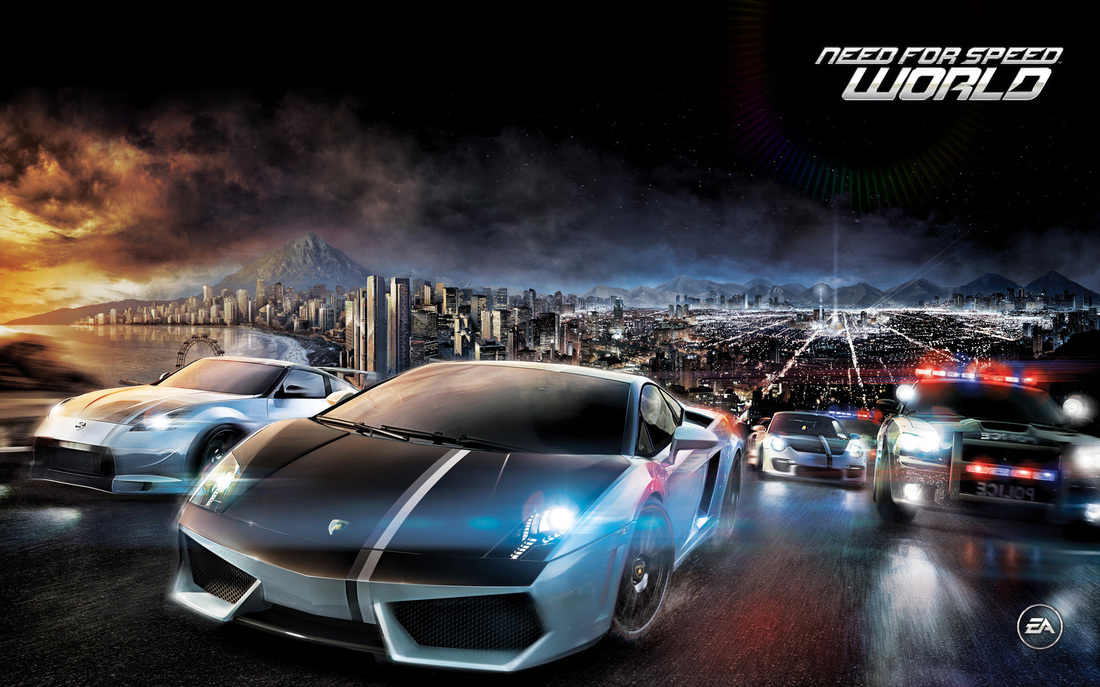 need for speed world cheats money
